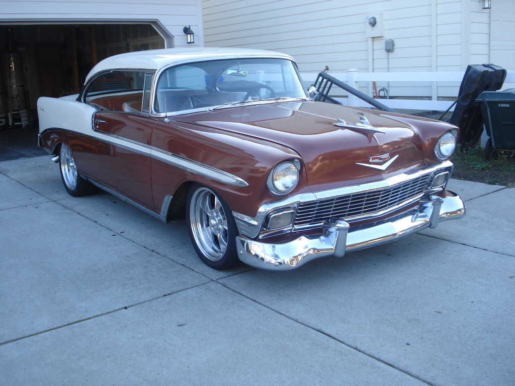 syclops 1956 Chevrolet Bel Air 10891871