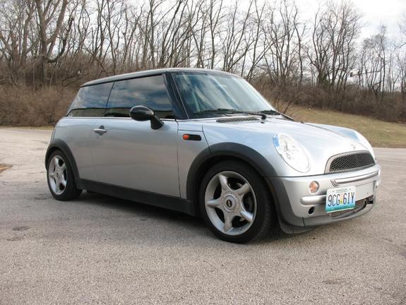 Another Sil3ncer7 2003 MINI Cooper post... - 11006104