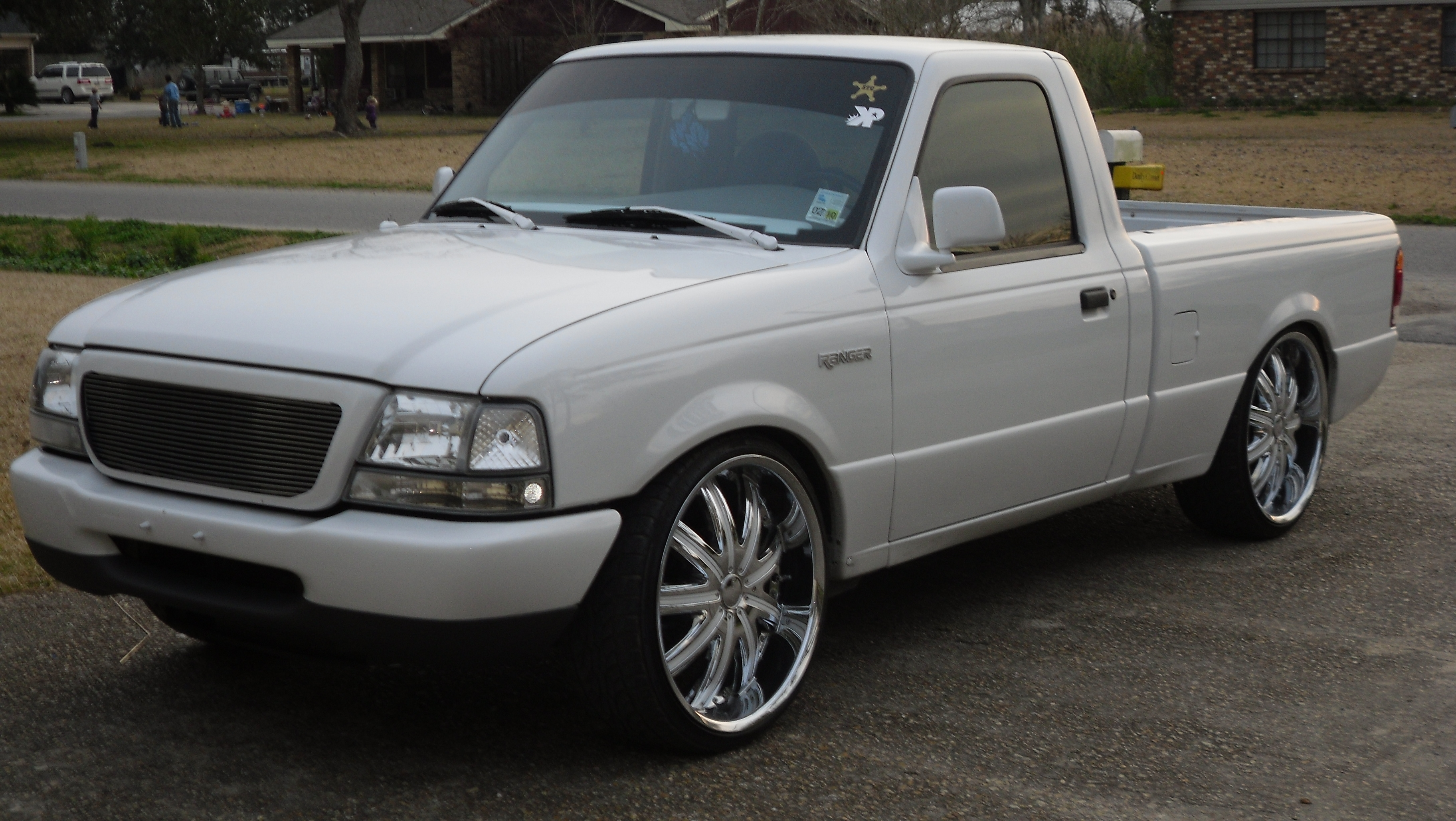 gheensboy's 1999 Ford Ranger Regular Cab