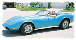 rboatmans 1974 Chevrolet Corvette