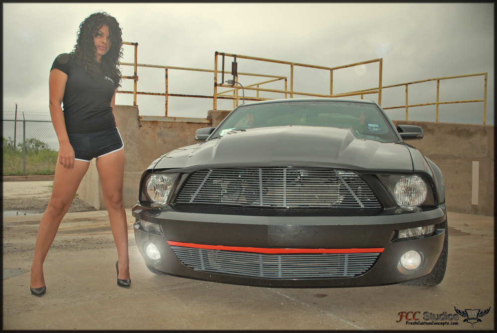 Another SONVUS 2008 Ford Mustang post... - 10780620