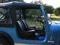 Sixinarows 1984 Jeep CJ7