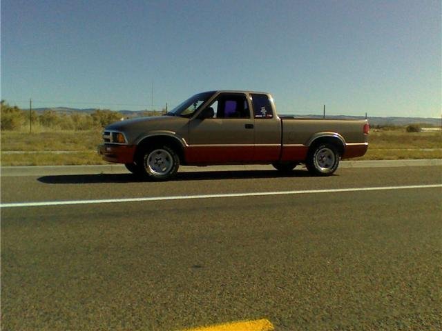 Another sallad08 1996 Chevrolet S10 Extended Cab post... - 10779733