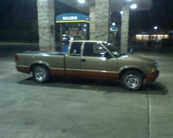 sallad08 1996 Chevrolet S10 Extended Cab