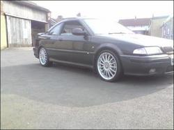 coupe220t 2007 Rover 200