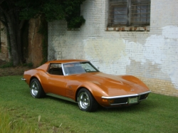 blr1972stingray 1972 Chevrolet Corvette