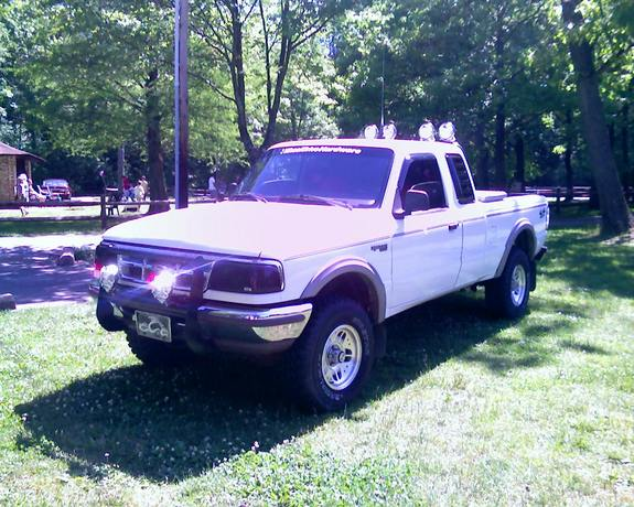 Ohio4x4 1994 Ford Ranger Regular Cab Specs Photos