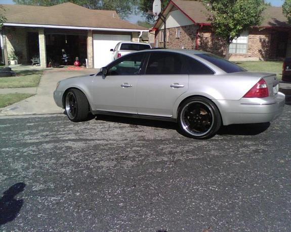 500on22s 2006 Ford Five Hundred Specs, Photos ...