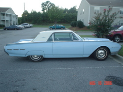awwskeetskeets 1962 Ford Thunderbird