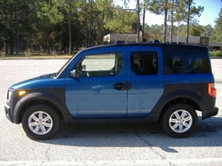 XSPITFIREX1984 2006 Honda Element