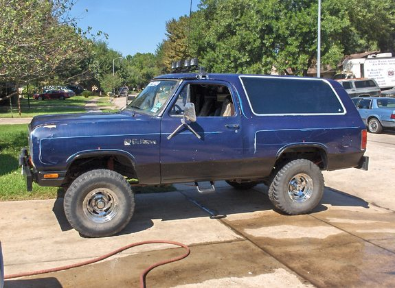 Another BigDveTilo 1986 Dodge Ramcharger post... - 10784287