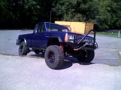 XjCrazy09s 1987 Jeep Comanche Regular Cab