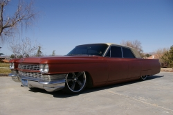 Bagged64 1964 Cadillac DeVille