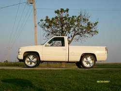smittycustomss 1990 Chevrolet Silverado 1500 Regular Cab