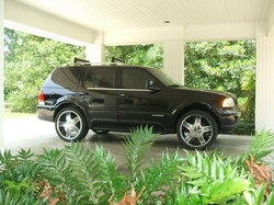 jstylers 2005 Lincoln Aviator