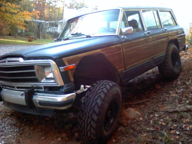 ssxtremes10 1986 Jeep Grand Wagoneer