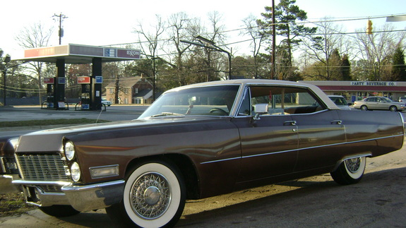 Another decota02 1968 Cadillac DeVille post... - 11626943