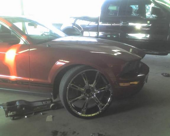 Another 03BlackNight 2005 Ford Mustang post... - 10786839