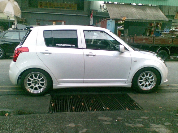 joel eng 2006 suzuki swift specs photos modification info at cardomain. Black Bedroom Furniture Sets. Home Design Ideas