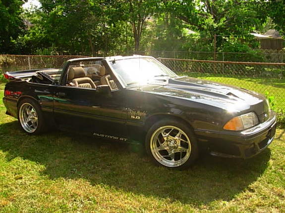 Another rmustang 1989 Ford Mustang post... - 11543814