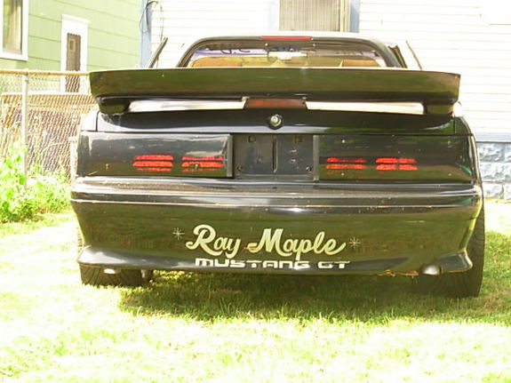 Another rmustang 1989 Ford Mustang post... - 11543818
