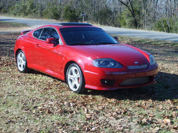 06tuscanise 39 s 2006 hyundai tiburon in greenbrier ar. Black Bedroom Furniture Sets. Home Design Ideas