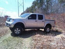 Tobey 2007 Nissan Frontier Crew Cab