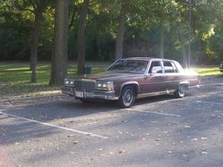 texas4shos 1984 Cadillac Fleetwood