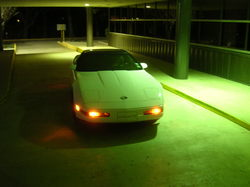 -White_Noise-s 1993 Chevrolet Corvette