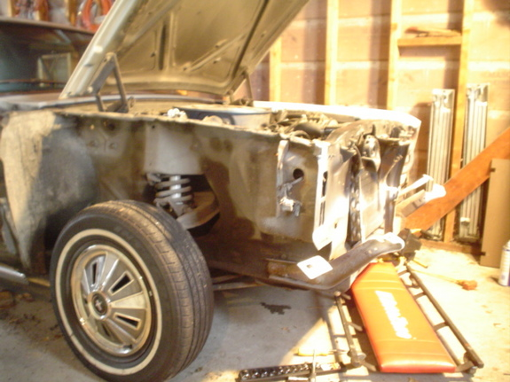 Another valvefloatss 1966 Ford Mustang post... - 10790922