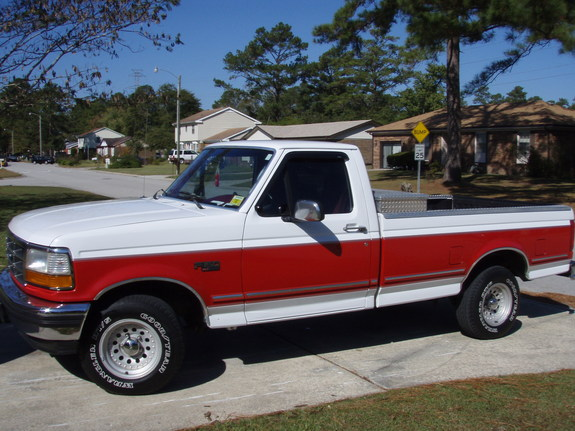 xtimelordx 1995 ford f150 regular cab specs photos modification info at cardomain. Black Bedroom Furniture Sets. Home Design Ideas
