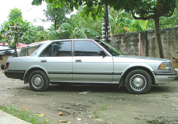 silvercrown's 1988 Toyota Crown