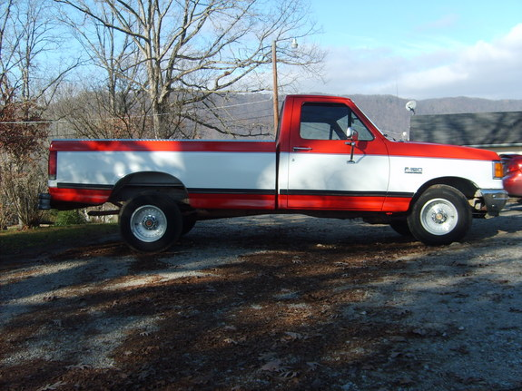 AllenGoins 1989 Ford F150 Regular Cab