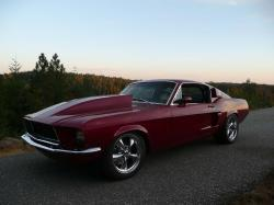 532Fastback 1968 Ford Mustang