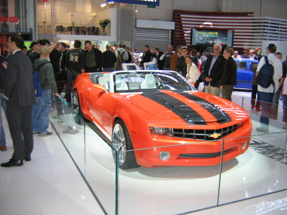 Another maaag 2007 Chevrolet Camaro post... - 10796439