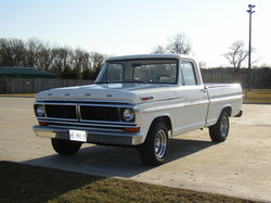 tobsters70 1970 Ford F150 Regular Cab
