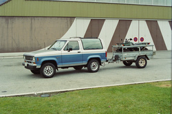roxettes 1988 Ford Bronco II