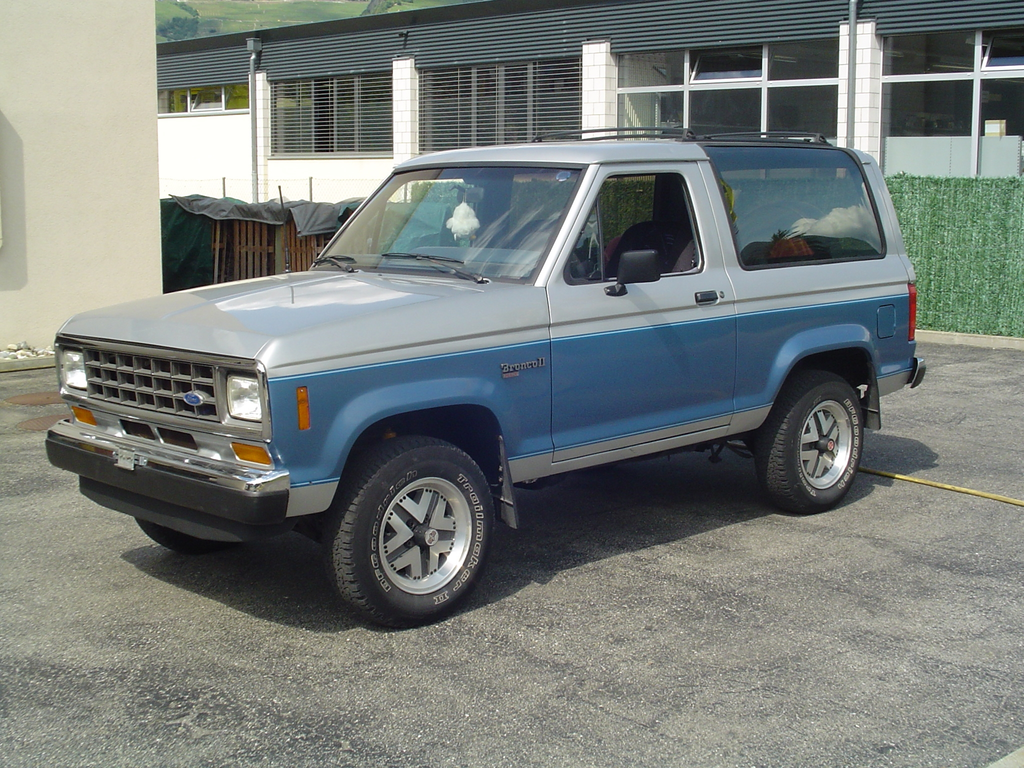1988 ford bronco 2 engine 1988 free engine image for