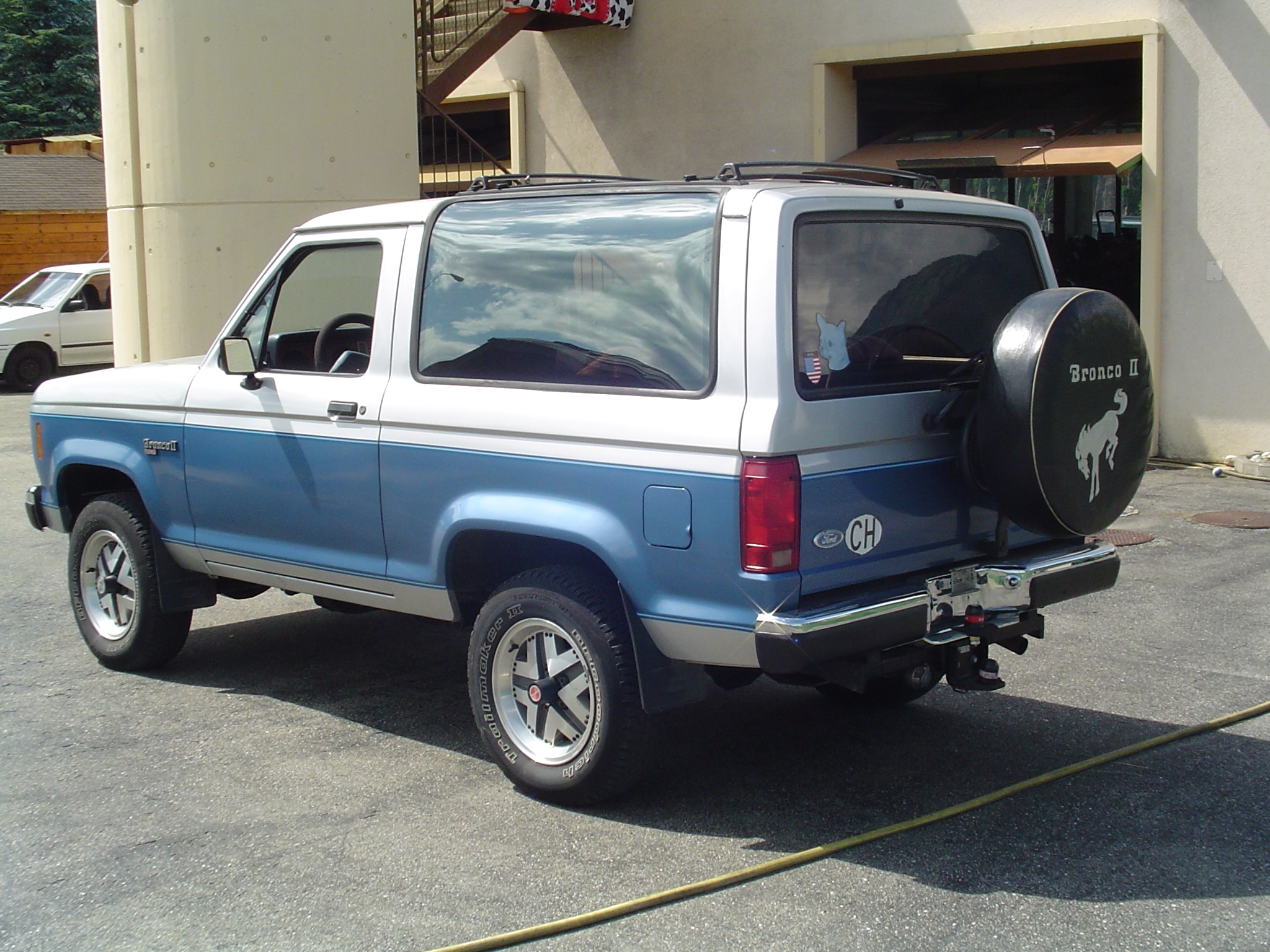 1988 ford bronco ii 2wd mpg
