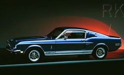 gfauless 1968 Shelby GT500