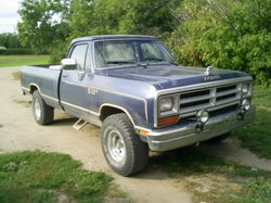 71FARGOs 1988 Dodge Ram 1500 Regular Cab