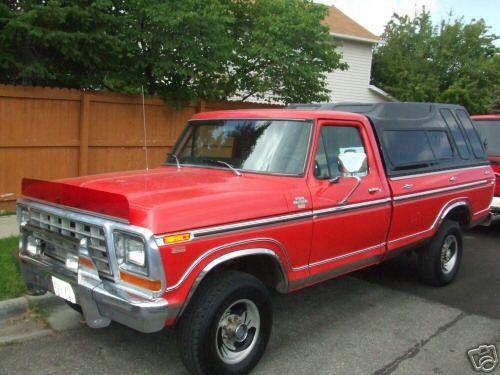 philcarden's 1978 Ford F250 Regular Cab