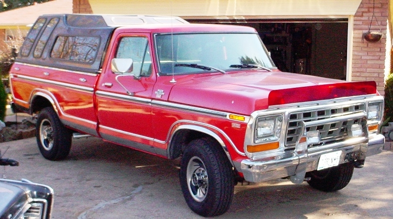 Philcarden 1978 Ford F250 Regular Cab 11095438
