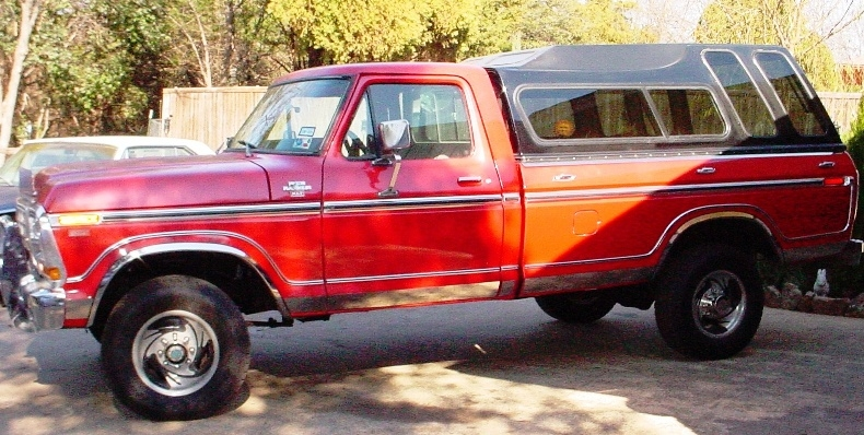 Philcarden 1978 Ford F250 Regular Cab 11095440