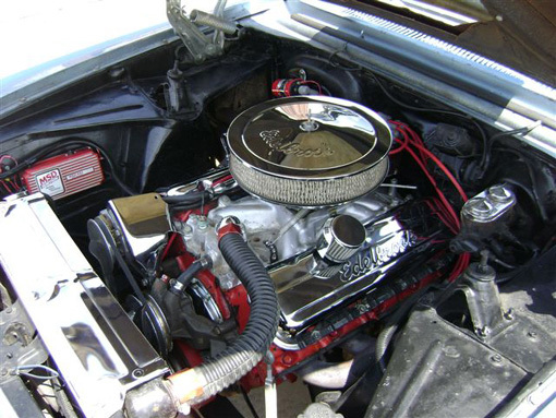 Another 454_chevyII 1965 Chevrolet Chevy II post... - 10801111