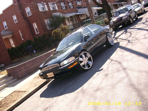 Another loudness05 2001 Buick Park Avenue post... - 10801434