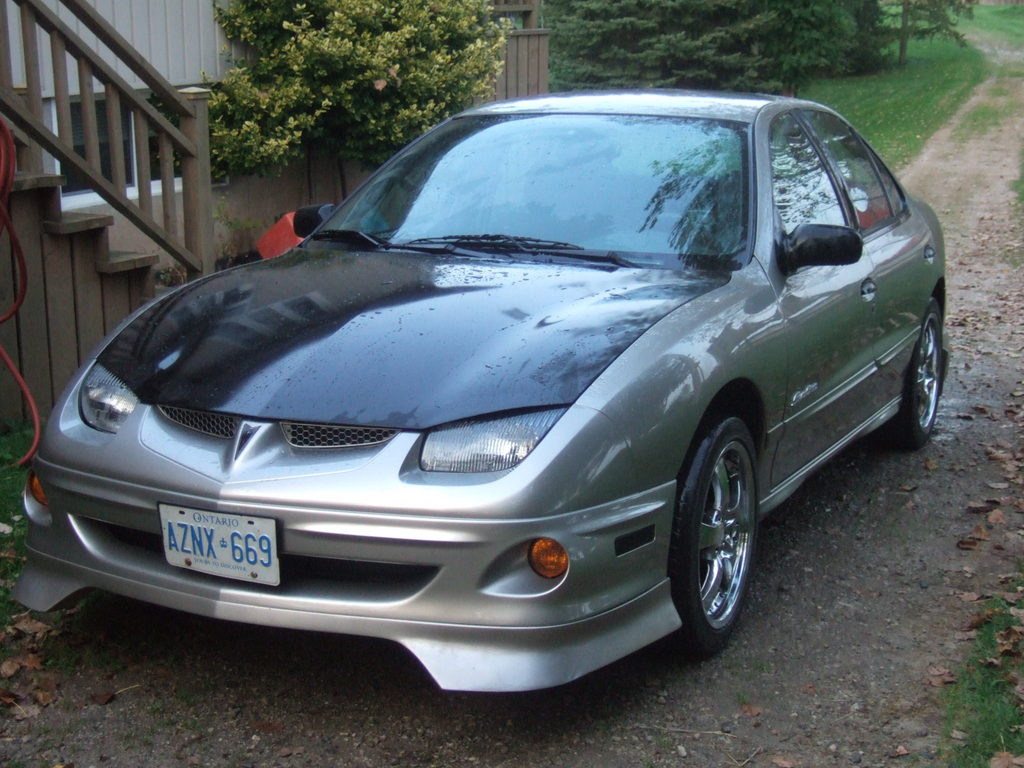 Huegin 2001 Pontiac Sunfire Specs Photos Modification