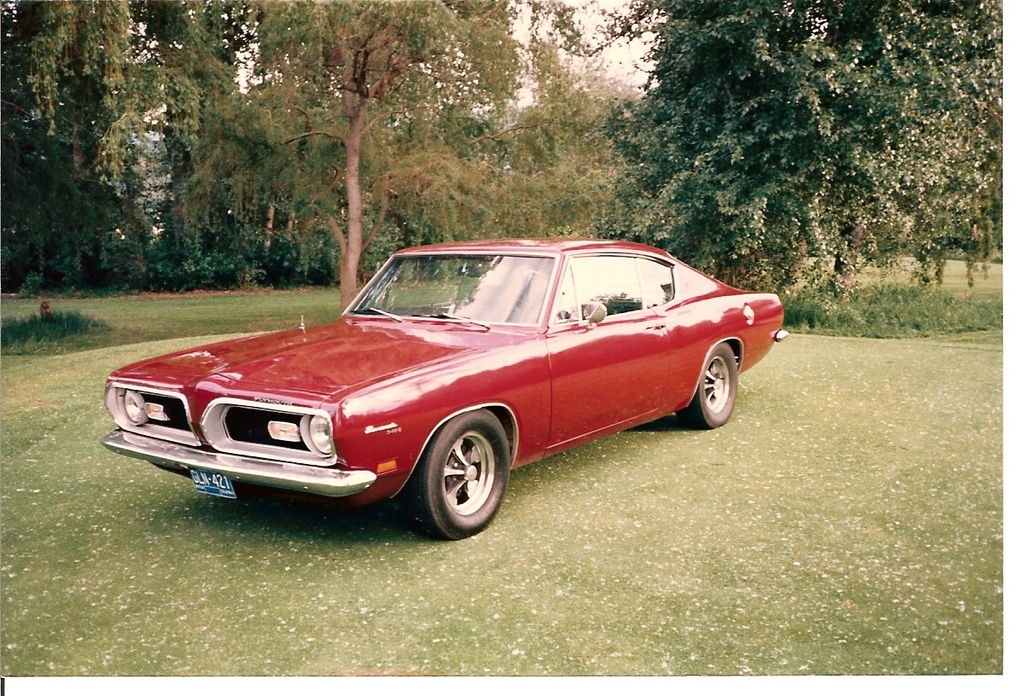 Another Flyingrape 1969 Plymouth Barracuda post... - 11574167