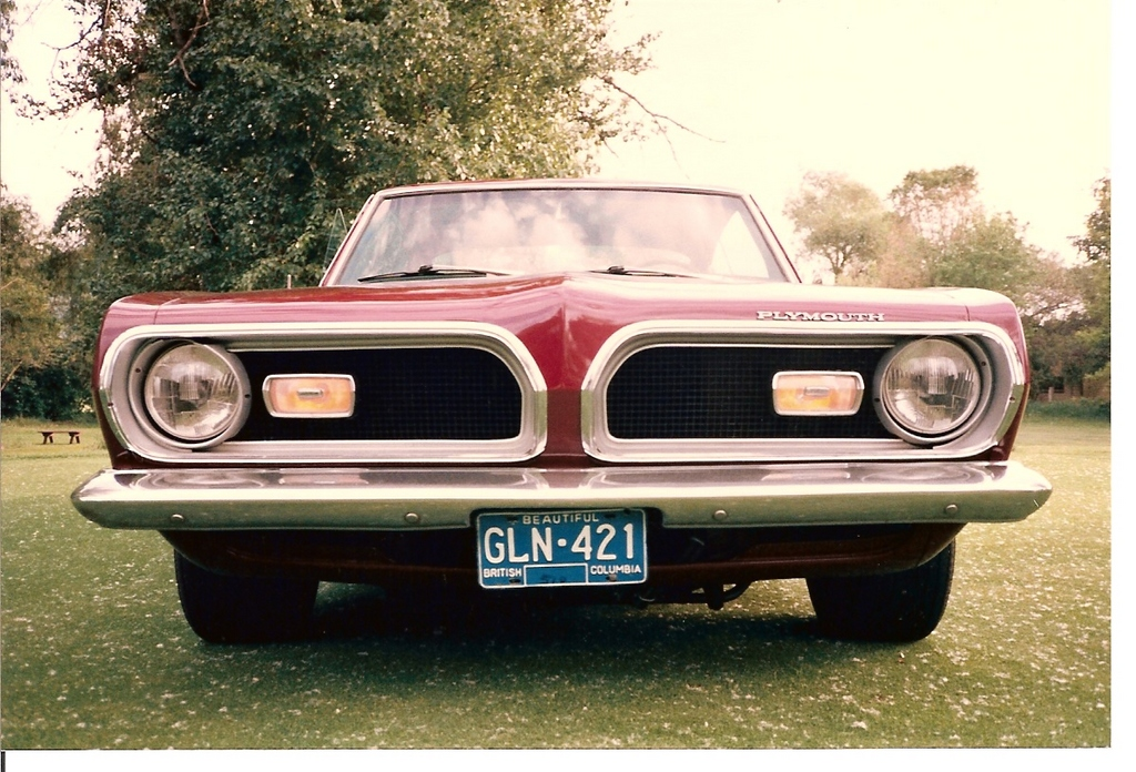 Another Flyingrape 1969 Plymouth Barracuda post... - 11574168