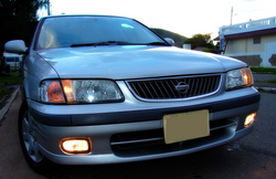 icuucme 2001 Nissan Sunny